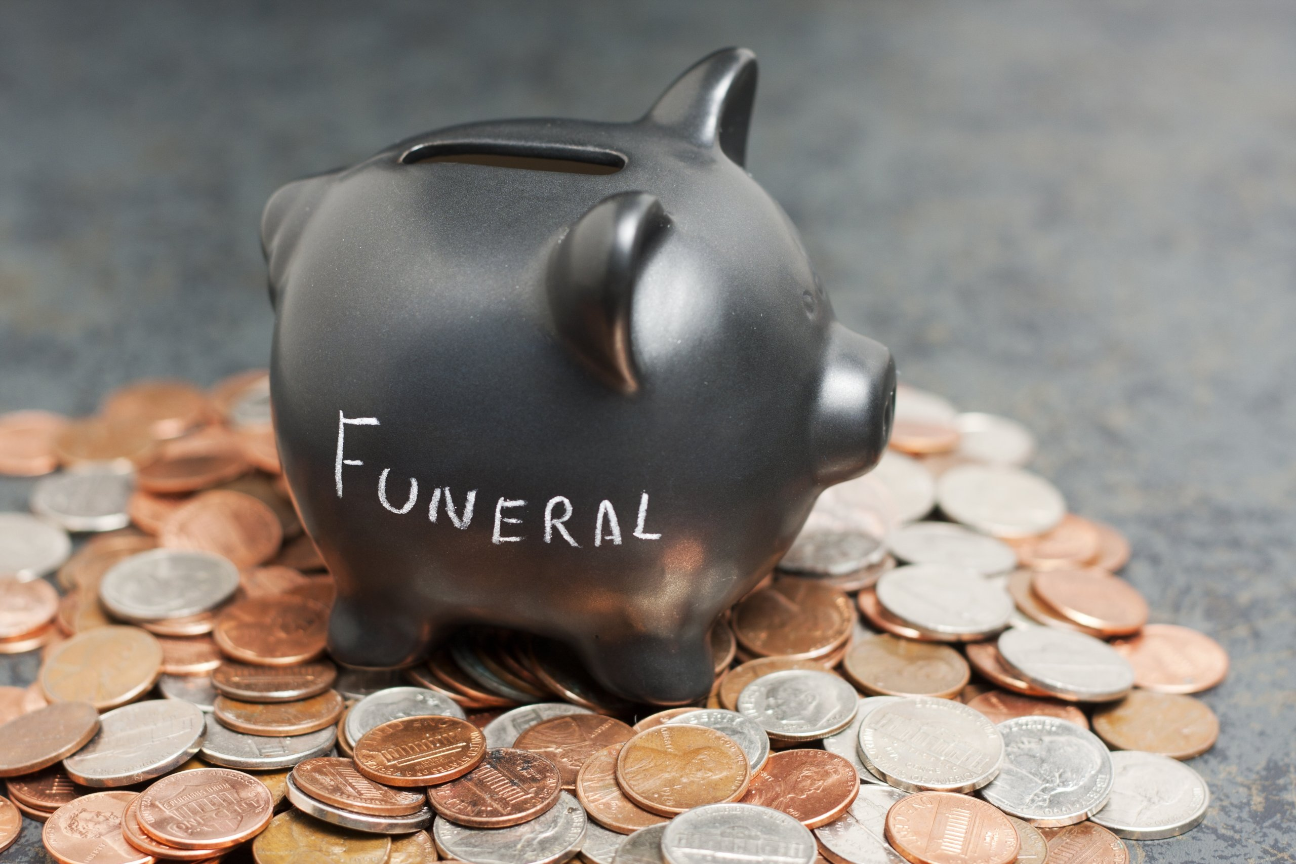 Budgeting for a funeral